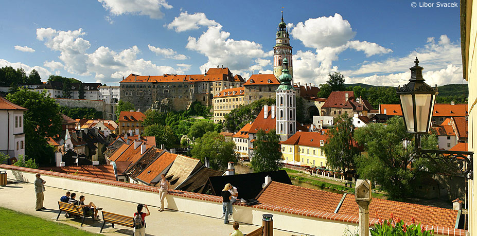 Holiday in Cesky Krumlov / Czech Republic